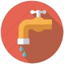 equipment, faucet, garden, gardening, tap, water icon