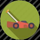 cordless, equipment, garden, gardening, lawnmower, tool