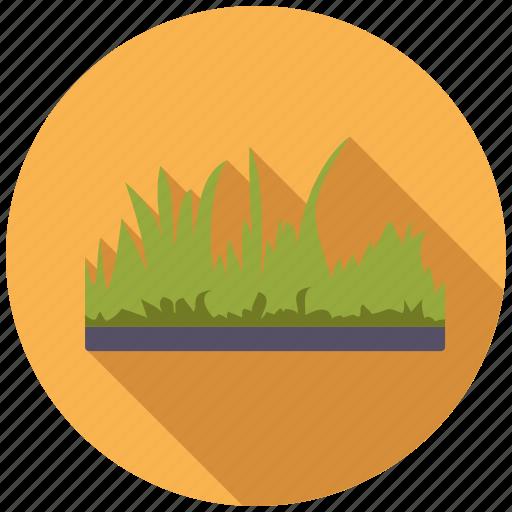 garden, gardening, grass, lawn, sod, turf icon