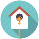 bird, birdhouse, equipment, feeder, garden, gardening, nesting box icon