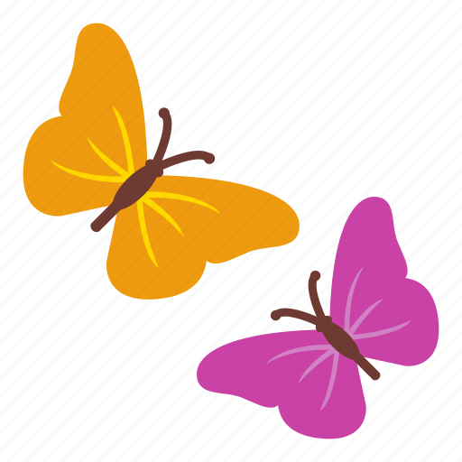 animals, butterfly, ecology, insect, moths, nature icon
