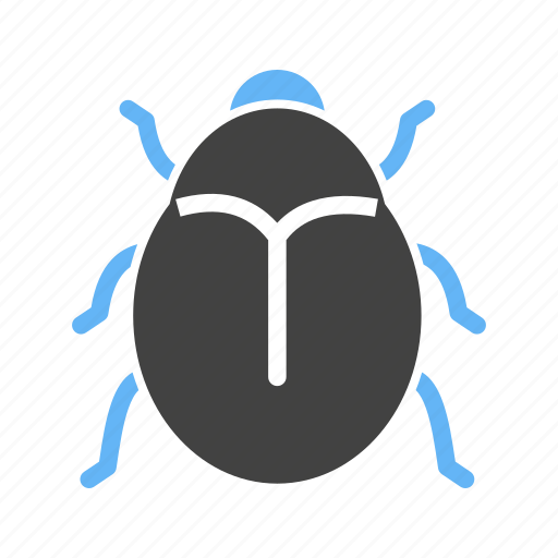 bird, cockroach, insect, lady icon