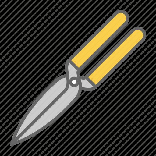 brush, chop, cut, cutter, garden, pruner, scissors icon