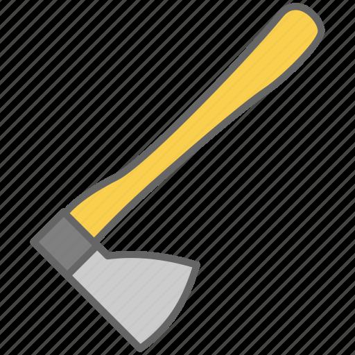 ax, axe, bill, cut, garden, hatchet, tree icon