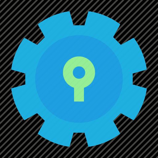 gear, interface, maintenance, setting, ui, user icon