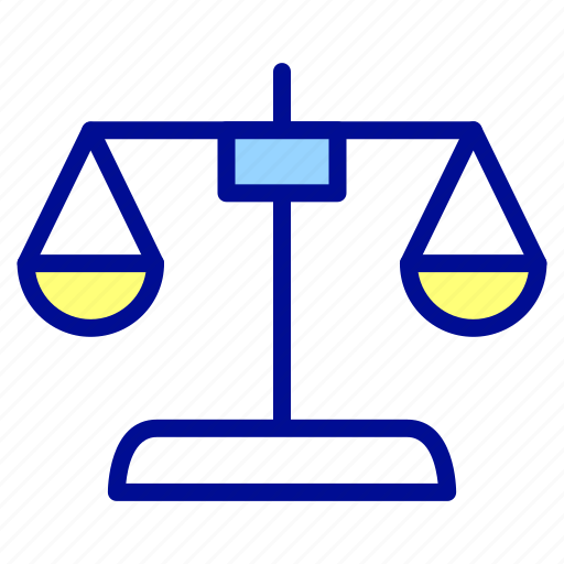 crime, government, justice, law, scale icon