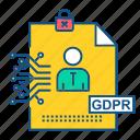 data, gdpr, secure, user