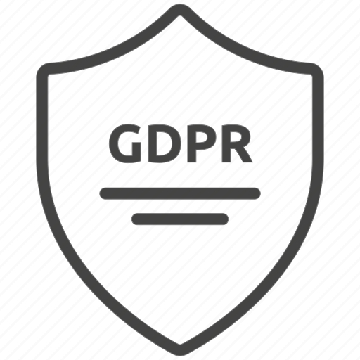 data privacy, gdpr, locked, privacy, private, protection, security icon