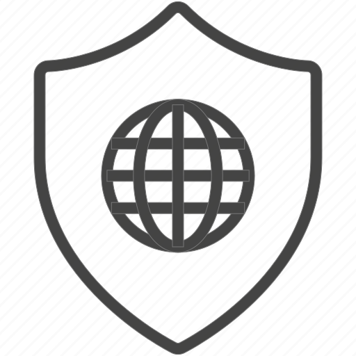 gdpr, need password, network protection, privacy law, security services, web protection, web security icon