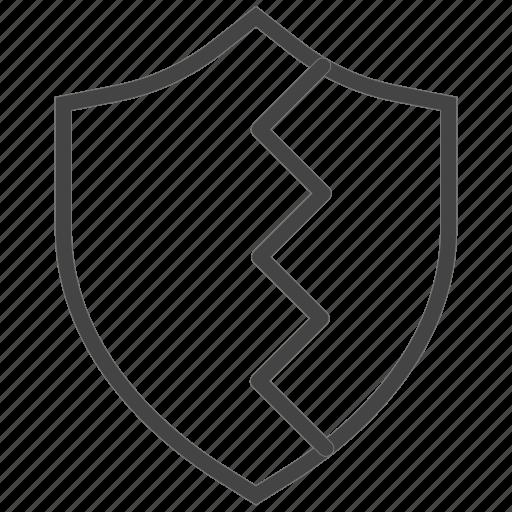 data breach, data theft, database protection, database security, locked database, secured data, secured transaction icon