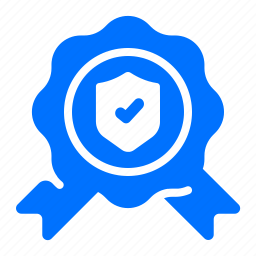 audit, certification, gdpr, seal icon