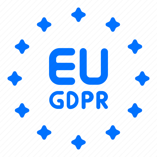 audit, compliant, europe, gdpr, seal icon