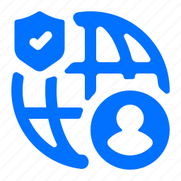 advisory, gdpr, privacy, protection, services, user icon