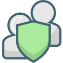 data, database, gdpr, secure, user icon