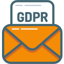 data, gdpr, privacy, secure, security icon