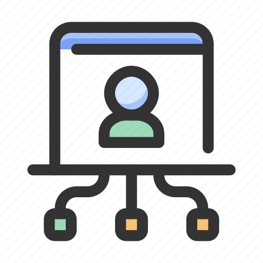 Gdpr, personal data icon - Download on Iconfinder