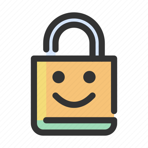 gdpr, lock, protection, security icon