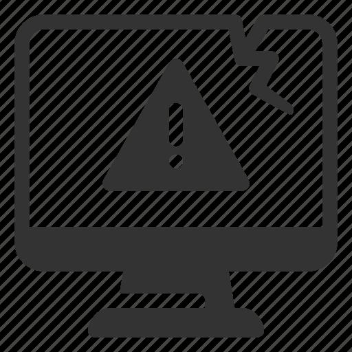 Icons Trading Error Log: Breach, Broken, Error, Gdpr Icon