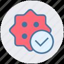 accept, compliance, eu, gdpr icon