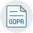 document, file, gdpr, general data protection regulation, page, paper