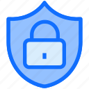 security, shield, lock, protected