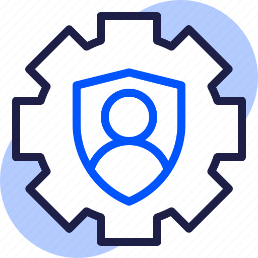Avatar, configure, eu, gdpr, general data protection regulation, setting, user preference icon - Download on Iconfinder