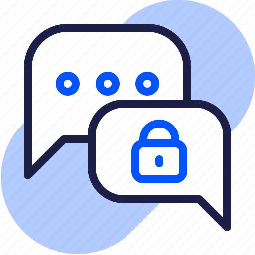 communication, eu, gdpr, general data protection regulation, lock, message, security icon