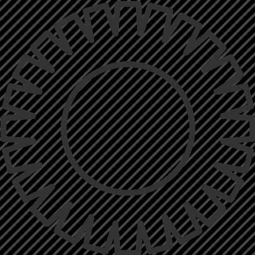 gear, pinion, settings, tool, wheel icon