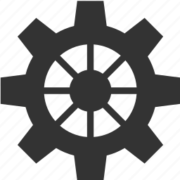 gear, pinion, tool, wheel icon