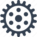 gear, mechanics, transmission icon