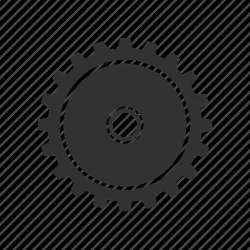 automobile, cogwheel, gear, machine, steel, transmission, wheel icon