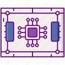 board, chip, device, electronic