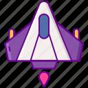 rocket, science, space, spaceship