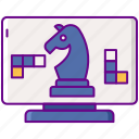 chess, game, strategy, video