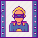 film, mask, movie, superhero