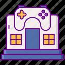club, gamepad, gaming, video