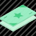 card, loyalty icon