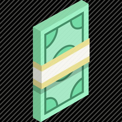 cash, dollar, euro, finance, income, money, revenue icon