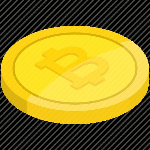 bit coin, bitcoin, coin, income, money, revenue icon