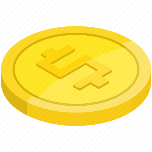 coin, coins, dollar, finance, gold, income, money, revenue icon