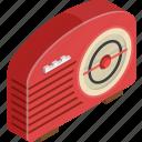 old, radio