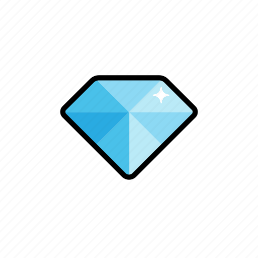 diamond, gems, jewelry, luxury, premium, stone icon
