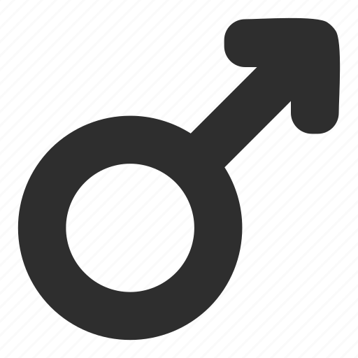 arrow, boy, gender, male, sex icon