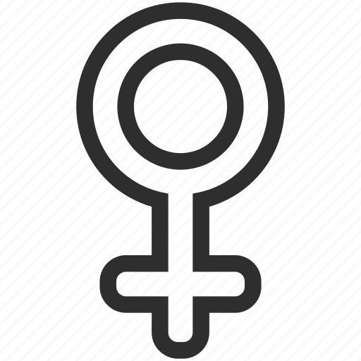 gender, girl, sex, woman icon
