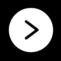 arrow, arrows, circle, direction, forward, next, right icon