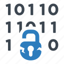 breach, data, gaps, security icon