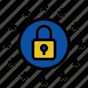 data, gdpr, general, general data protection regulation, policies, protection, regulation icon