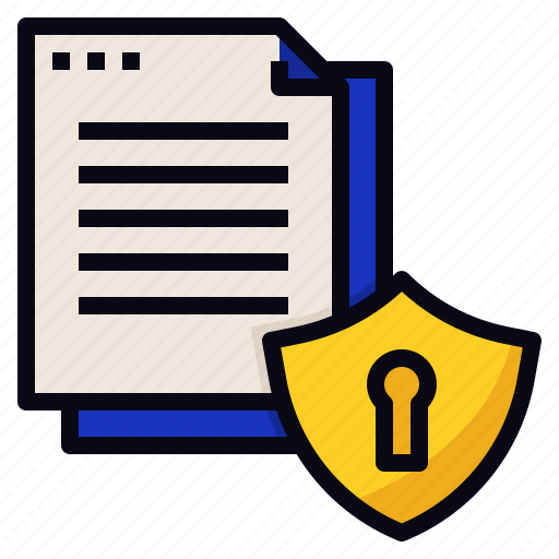 data, gdpr, protection, regulation, security icon