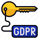 access, gdpr, key, security