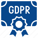 certification, compliance, gdpr, protection